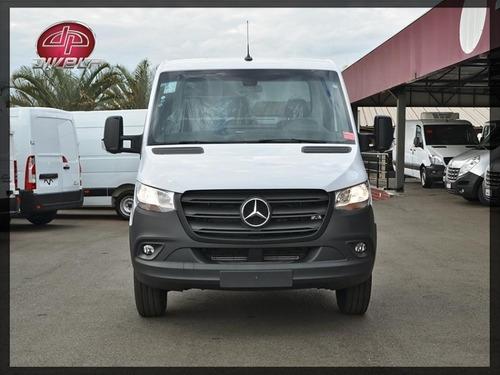 Mercedes-benz Sprinter 314 Cdi Street Curta Chassi Com Baú