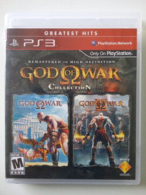 God Of War Collection Greatest Hits Ps3 Original 100%