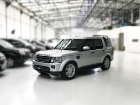 Land Rover Discovery 4 Se - Blindado