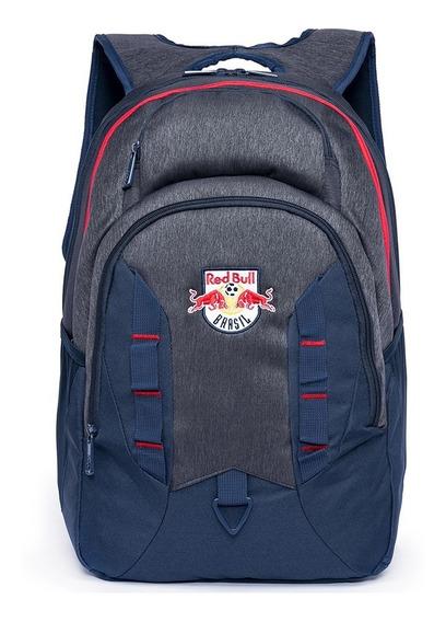 Mochila Masculina Red Bull Reforçada Notebook Moderna 31 L