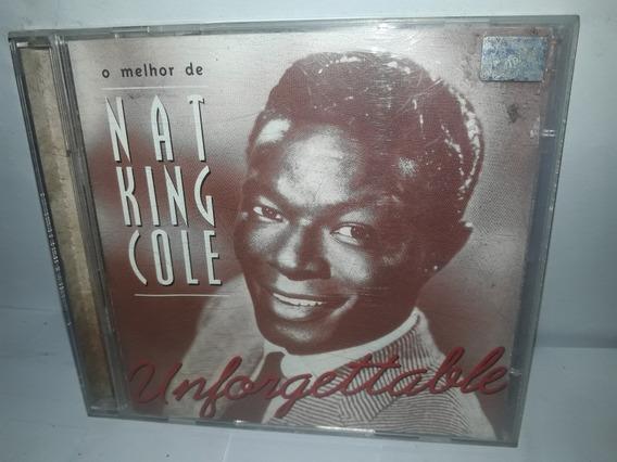 Cd Nat King Cole O Melhor Vol.1 & 2 Duplo Ja 101