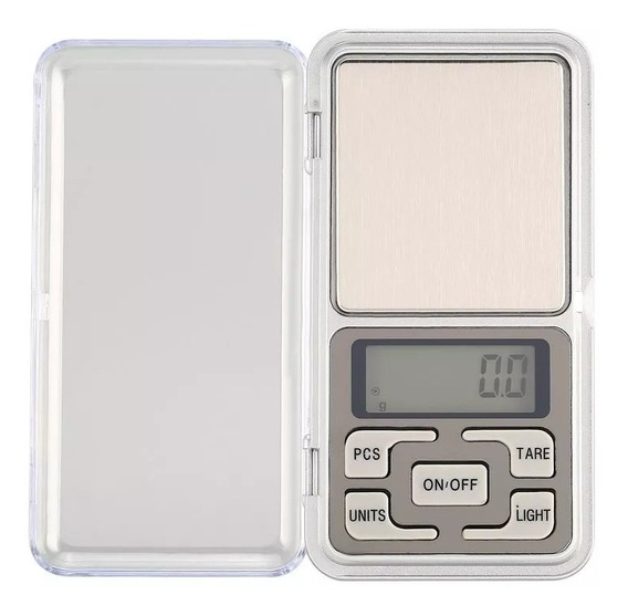Bascula Digital Gramera 0.01gr X 200gr - 0.01 X 200 Gramos