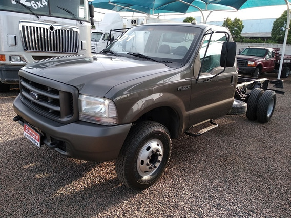 Ford F-4000 4x2 - No Chassi (impecável)