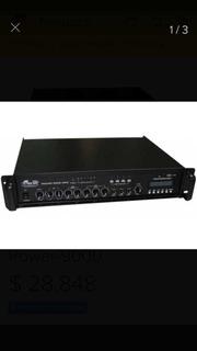 Amplificador Funcional Gbr, Mp3, Usb, Sd, Radio.