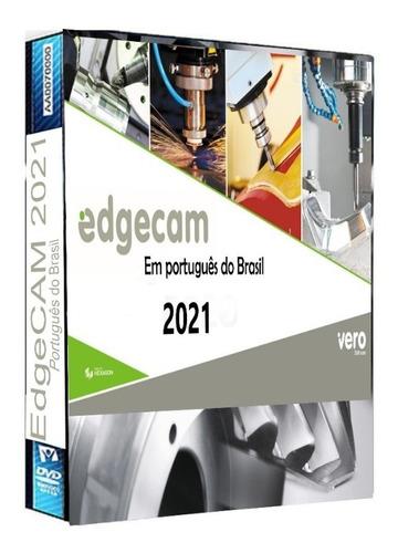 Vero Edgecam 2021 Em Português Do Brasil