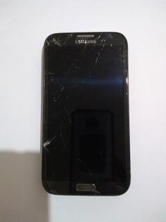 Celular / Smartphone Samsung Galaxy Note 2 - Defeito Na Tela