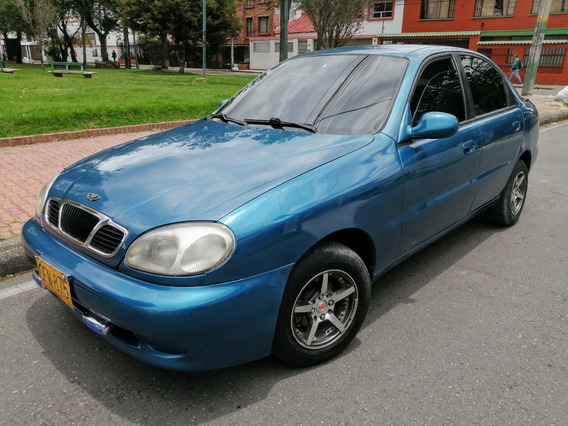 Daewoo Lanos Sedan 1998