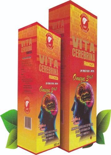 Vitacerebrina  Complemento Vitamínico An - L a $48