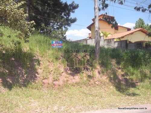 Imagem 1 de 4 de Terreno Residencial À Venda, Chácara Vale Do Rio Cotia, Carapicuíba - Te0189. - Te0189