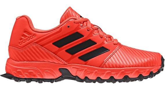 Zapatillas adidas Hockey Junior Niños Rojo Abc Deportes