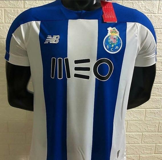 Camisa Futebol Futebol Clube Do Porto