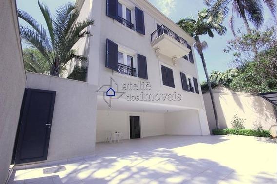 Casa Na Cidade Jardim À Venda, 4 Suítes, 8 Vagas, 840 M² De Área Construída E 1000 M² De Terreno - Ca0335ati