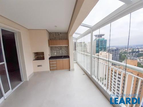 Imagem 1 de 14 de Apartamento - Alphaville - Sp - 538608