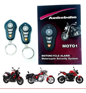 Alarma Para Motocicleta Antirobo Y Encendido Sin Llave 7a