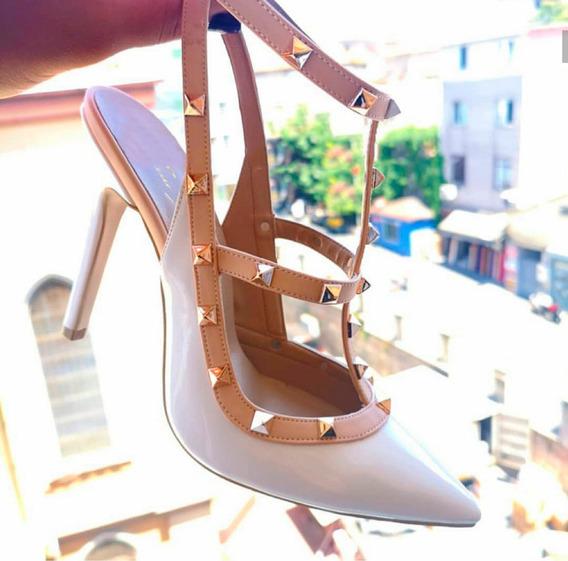 Scarpin Feminino Fashion Glamurosa