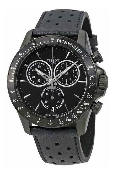 Relógio Tissot T-sport V8 Chronograph Black Dial