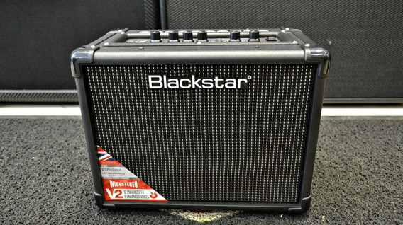 Combo Blackstar Guitarra 10w 2x3 Falantes Id Core 10 V2