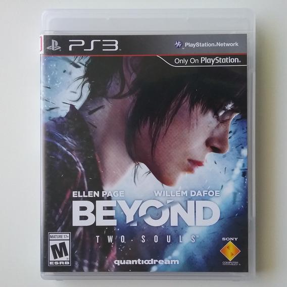 Beyond Two Souls Para Ps3 Mídia Física Original Perfeito