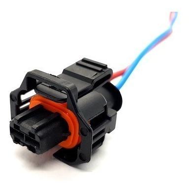Chicote Plug Cabo Conector Reparo Sensor Detonação Corsa
