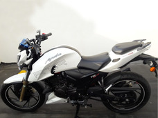 Tvs Apache Rtr 200 Blanca