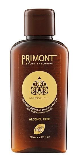 Tratamiento Capilar Maroc Oil Con Aceite De Argan X 60ml Pri