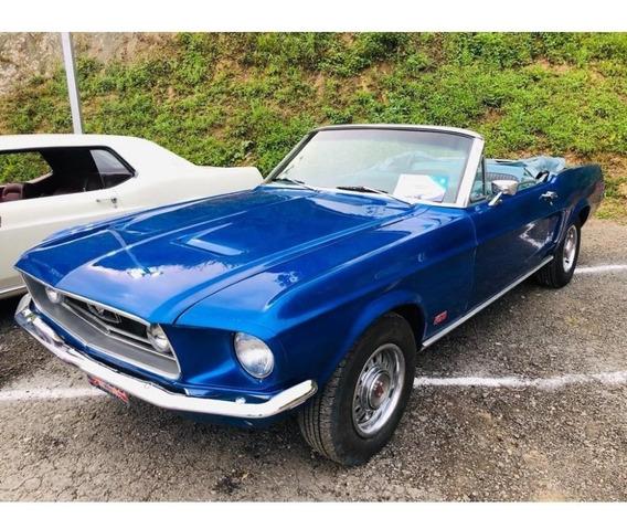 Mustang 1968 Convertible Gt390