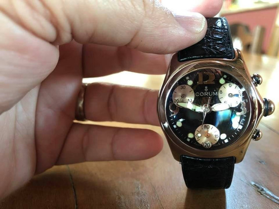 Relógio Bubble Corum Cronógrafo