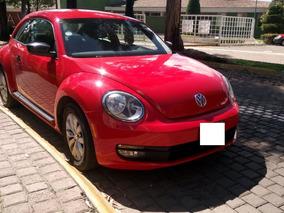 Volkswagen Beetle 2.5 Mt, 2012, Todo Pagado, Impecable