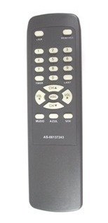 Controle Remoto Receptor Plasmatic Rp-600/165p/l