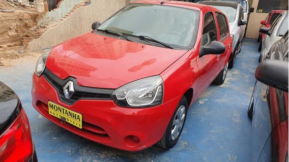Renault Clio Ano 2013 Flex Completo Montanha Automoveis