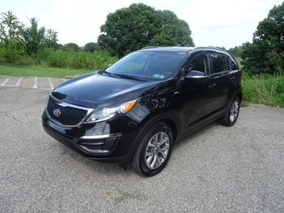 Kia Sportage Version Americano