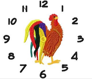 Matrizes Bordado Computadorizado Relógios 2