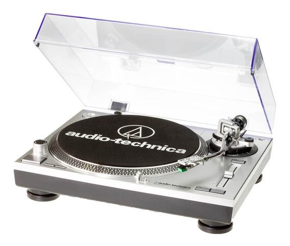 Toca Disco Audio-technica Atlp120 Envio Imediato