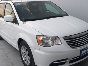 Chrysler Town & Country 3.6 Lx Mt 2014