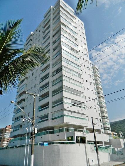 Apartamento A Venda No Bairro Solemar Em Praia Grande - Sp. - 1253-1