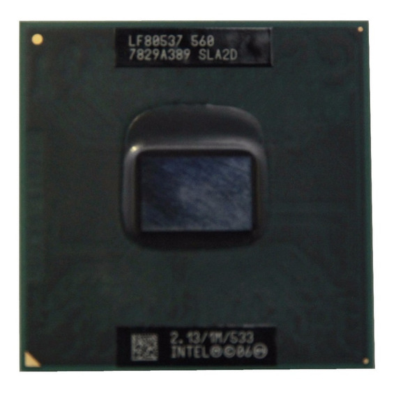 Processador Notebook Intel Celeron 560 Lf80537 2,13 1m 533
