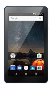 Tablet Multilaser M7s Plus 1gb Ram Wi-fi 8gb Nb274 Azul Nfe