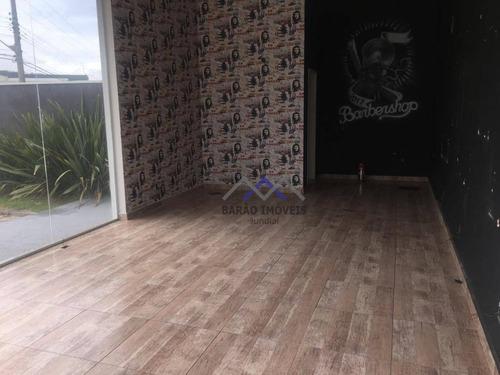 Imagem 1 de 15 de Loja Para Alugar, 38 M² Por R$ 2.700,00/mês - Horto Santo Antonio - Jundiaí/sp - Lo0008