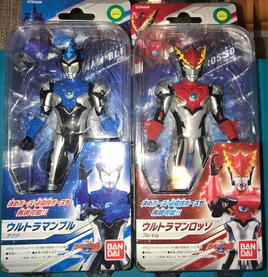 Ultraman R/b Ross & Blu Último Lançamento 12xsemjuros