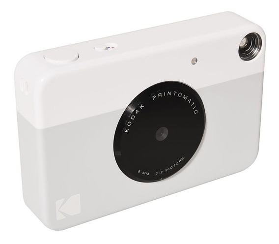 Câmera Digital Impressão Instantânea Kodak 5mp Branca