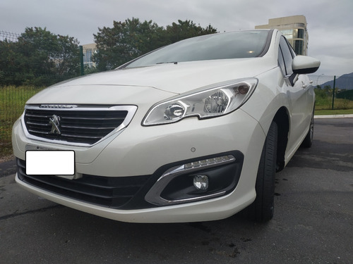 Peugeot 408 Griffe Thp - Top Linha 2016