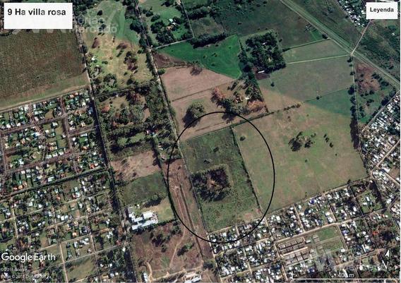 Terreno En Venta 9 Has. En Villa Rosa, Pilar
