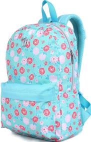 Mochila Capricho Liberty Blue 11330 + Selfie Light
