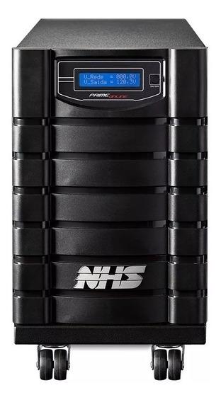 Nobreak 3000va Nhs Isolador Online Dupla Conversão Prime