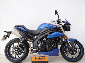 Triumph Speed Triple 1050 Abs 2014 Azul