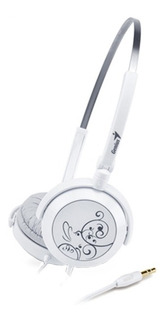 Auricular Genius Ghp-400f Plegable Diseño Moderno Stereo