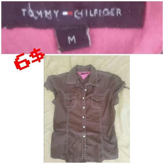 Camisa Tomy Original De Dama