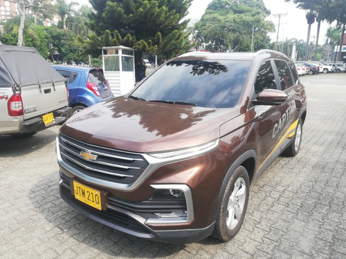 Chevrolet Captiva Lt Turbo Ac