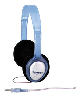 Auricular Samson Ph60 Azul Para Celular Mp3 Musica Pilar