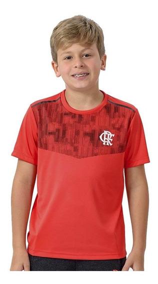 Camisa Flamengo Infantil Grind Braziline